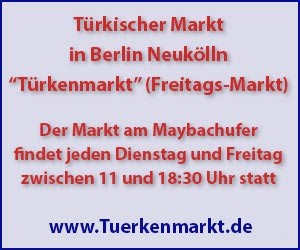 Türkischer Markt am Maybachufer